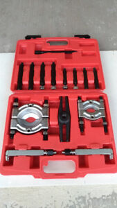 wheel bearing & cv half shaft tools available for rent