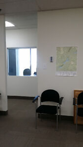 Furnished closed off open-space for a startup w/ all amenities West Island Greater Montréal image 4