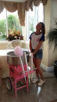 Kidzone - Popcorn maker & Cotton candy machine rental!!