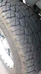 "4 * 35''/12.5""/20"" NEW CONDITION - TIRES ONLY - $900.00"