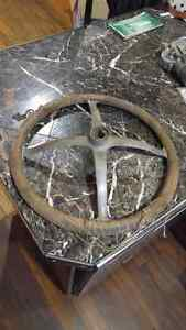 Vintage 1900's steering wheel West Island Greater Montréal image 3