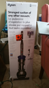 New In Box Unregistered Dyson Animal 2 Upright Vacuum with tools