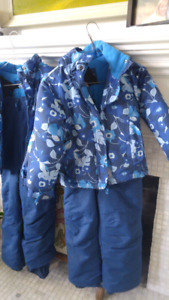 Size 6 snowsuits