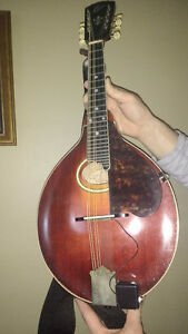 Gibson A-style Mandolin 1918 - Excellent Condition - Great Sound