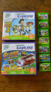 LeapPad Tablet Games
