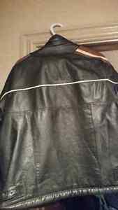 New men's leather jacket Prince George British Columbia image 2