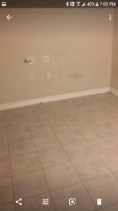2 bedroom Bsmt rental