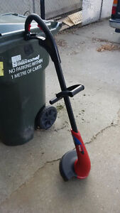"""11"""" Toro Electric Lawn Trimmer"""