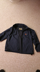 Men's jacket, size M, new.