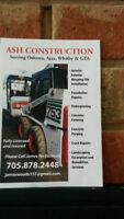 AHS CONSTRUCTION.Looking For A Labourer.