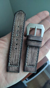 Watch Straps and Buckles for Sale 26mm, 24mm etc.