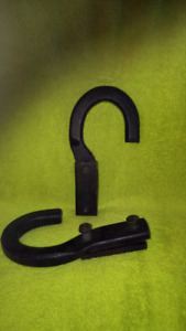 Toll hooks for jeep or truck