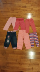 Clothing - 2T. Almost free: $2. Buy 5 items get 1 for free