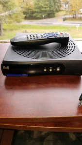 Bell reciever 4100 with remote