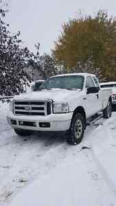 2006 Ford F-150 White Pickup Truck Strathcona County Edmonton Area image 1
