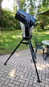 Celestron Carbon Fiber Telescope GPS 11 Nexstar with Extras