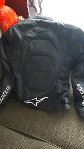 Women's Stella alpinestars motorcycle  jacket