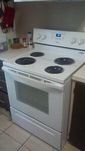 Oven - Washer - Dryer