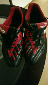 Size 10 mens adidas soccer cleats