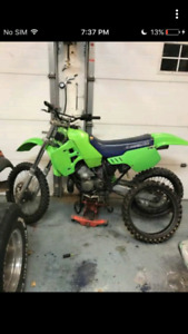 Trade pair for 3wheeler, dirtbike, atv. 2Stroke  125