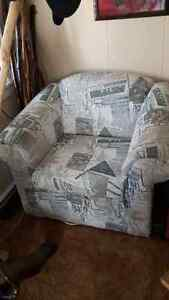Couch, love seat and chair set Cornwall Ontario image 2