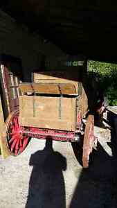 Freight wagon for sale