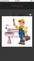 Experienced plumber available