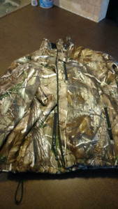 Mens XL Milwaukee heated jacket