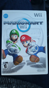 Mario kart for the wii