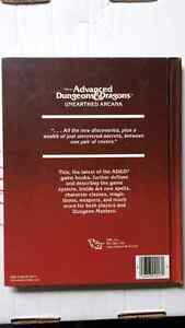 1st Edition AD&D Unearthed Arcana Windsor Region Ontario image 2