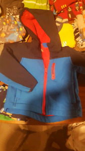 2t lined spring/fall coat