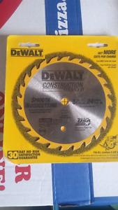 Dewalt 5 3/8 inch sawblade