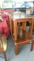 JONSLER COFFEE & END TABLES BY ASHLEY FURNITURE