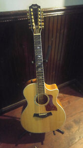Taylor 12 String Electric Acoustic