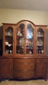 Dining set - French provincial