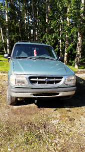 1998 Ford Explorer  - PRICE REDUCED