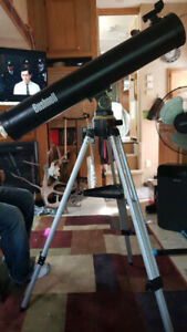 BUSHNELL VOYAGER TELESCOPE.  With Sky Tour