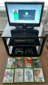 XBox 360 Elite With TV Bundle