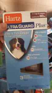 Flea and tick guard for dogs and cats