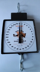 Vintage Oster Dairy Scale