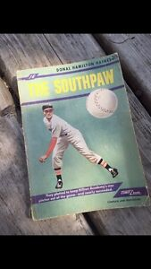 Vintage book: THE SOUTHPAW