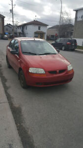 Pontiac Wave 1.6L 2006 Great Condition $1800 Urgent Sell