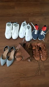 Women shoes and sandals