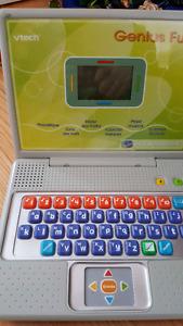Vrtech Genius Fun educational game