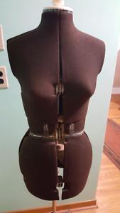Dressmaker form