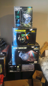 Chauvet Dance lights