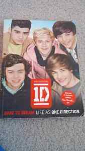 One Direction Dare To Dream Book Kitchener / Waterloo Kitchener Area image 1