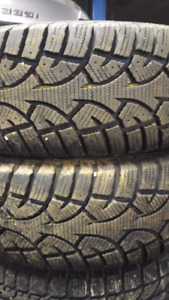 Used snow tires any size