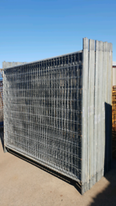 Fence panels (commercial grade)$35