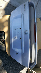 2001-05 Honda Civic Coupe Trunk with Spoiler